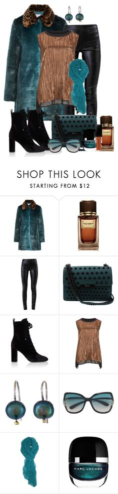 """""""WINTER COAT"""" by jckallan ❤ liked on Polyvore featuring AINEA, D&G, Helmut Lang, Foley + Corinna, Yves Saint Laurent, Mat, Orduna Design, Tom Ford, Marc Jacobs and contestentry"""