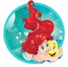 Disney Princess Fashion, Disney Princess Ariel, Ariel Mermaid, Ariel The Little Mermaid, Disney Printables, Little Mermaid Birthday, Disney Concept Art, Mermaid Parties, Mermaids And Mermen
