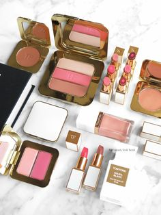 The Beauty Look Book: Tom Ford Beauty Soleil Color Collection for Summer 2016 - Sneak Peek + Swatches