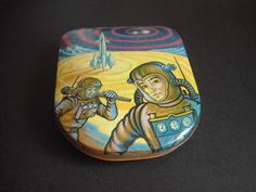 Sharps-Vintage-Toffee-Tin-Space-Astronaut-1950s-1960s
