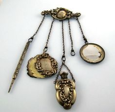 Victorian Chatelaine
