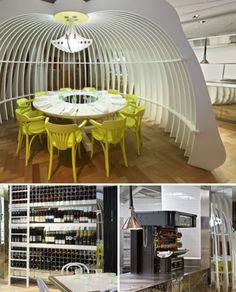 Crafty to Crazy: 13 Contemporary Cafes