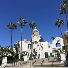 #Beautiful #weekend in #BeverlyHills   #la #90210 #california #californiastyle #archetecture #cityhall #losangeles  #lastyle #visualsoflife #sunshine #lovebevhills #instagood #bestoftheday #travel #travelgram #travelphotography #nofilter #nofilterneeded #instashot #thehappynow #ilovemylife #hunterphoenix
