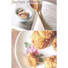 a new blOg pOst on lily&Bloom . anzAc biscuits . for . anzAc dAy . { www.lilyandbloom.blogspot.co.uk } .