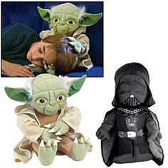 The most huggable pillows in the galaxy!