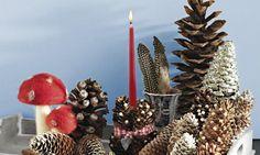 Eine Winterwunderlandschaft für Ihr Zuhause. Einfach Kerze anzünden und träumen!