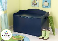 Austin Toy Box - Blueberry (14959)