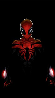 Amazing, spider-man, artwork, dark, 720x1280 wallpaper