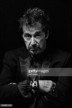 Foto di attualità : Actor Al Pacino is photographed for a Portrait...