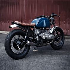 BMW R75/7 by Clutch Custom, right rear