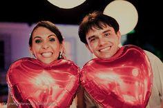 Ideias para casamento e festa: É vez dos corações nas festas de casamento!