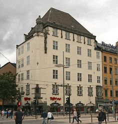 arkitektur i Norge – Store norske leksikon