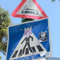 10 photos de street art à Lisbonne #1 - Bom Dia Portugal