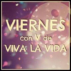 #FelizViernes www.capricciplata.com http://www.facebook.com/capricci.plata1 .