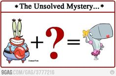 Unsolved Mystery....