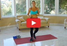 The 30-Minute HIIT Home Workout #HIIT #workouts #howto
