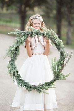 26 Ways to Style Your Winter Wedding via Brit + Co