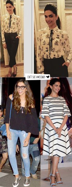 We love the TAMASHA girl. Do you? ‪#‎CelebStyle‬ ‪#‎DeepikaPadukone‬ ‪#‎Kapsons‬