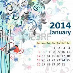 #Calendar 2014