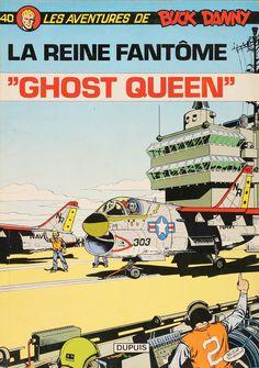 Buck Danny - Ghost Queen