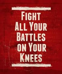 Pray and let God win the battle. Life Quotes Love, Great Quotes, Quotes To Live By, Inspirational Quotes, Motivational, Work Quotes, Meaningful Quotes, Motivation Quotes, The Words
