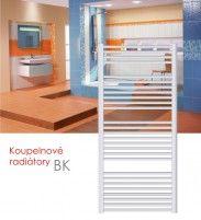 ELVL Koupelnový radiátor BK.ER 45x168 cm, bílý