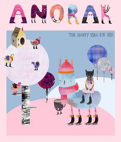Anorak magazine for kids