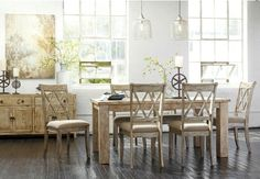 Rustic with a Modern touch