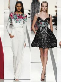 Pictures : PFW Spring 2014 Trends: Relaxed Silhouettes and Japanese Influences