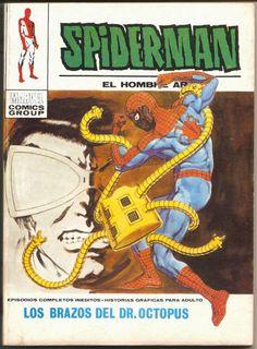 Spider-Man: El Hombre Araña #38 (1973) (Spanish)