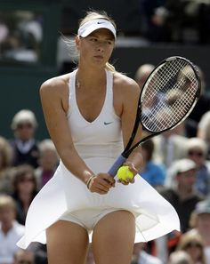 Camel of Picture Toe Maria Sharapova | The Sexiest Finals in Grand Slam History