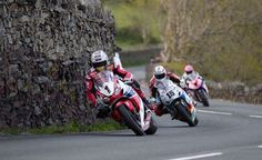 Isle of Man TT Practice Week Report