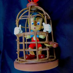 Disney Pinocchio Sketchbook Ornament