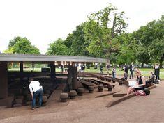 HEXigloo Pavilion Workshop By T_A_I In Bucharest, Rumania | Pavilions |  Pinterest | Pavilion