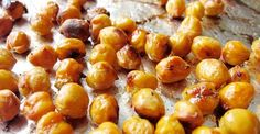 Recipe: Spicy Roasted Chickpeas | Greatist