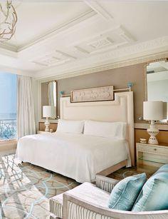 The Waldorf Astoria Bed -  Ras Al Khaimah UAE http://www.shopwaldorfastoria.com