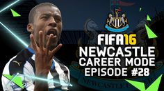 FIFA 16 | Newcastle Career Mode #28 - SEASON 3 BEGINS!!!