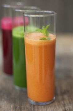 The Juice on Juicing- Includes juicing recipes