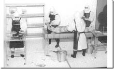 Unit 731, was a camp of plague-bearing fleas, rat cages and warrens for human guinea pigs. Changchun, 150 miles south, was another huge installation for germ tests on plants, animals and people.