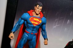 Mattel had a bunch of DC Comics, DC Movies and DC Cartoon figures on display at Toy Fair 2017. Included are: Justice League Action – Power Connects Figures Batman The Joker Superman Wonder Woman Superman's Ship Justice League Action – Figures Assortment Cyborg Green Arrow Wonder Woman Batman – Black and Gold Batman The Flash Superman The Joker Twin Blast Batmobile Wonder Woman Movie – DC Multiverse 6″ Figures Queen Hippolyta Diana of Themyscira Wonder Woman Steve Trevor Ares – Collect n…