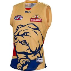 af6c515bb  Exclusive to Bulldogs Shop!  Western Bulldogs 2015 Adults Official Yellow Training  Guernsey  109.99