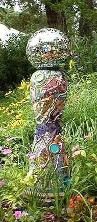Mosaic for the garden by TNBrat