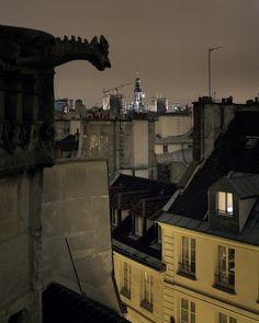 Over Paris   Alain Cornu