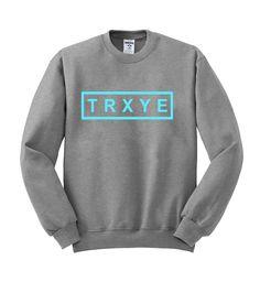 trxye sweatshirt – newgraphictees