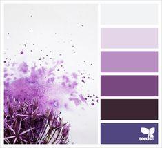 inked hues color palette from Design Seeds Hue Color, Colour Pallette, Colour Schemes, Color Patterns, Color Combos, Colours, Design Seeds, Palette Design, Color Lavanda