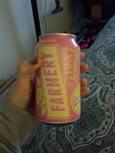 Didn't think I'd like it but I do! #farmery #pinklemonade #summervibesinwinter #thirsty