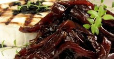 Smaczna Pyza: Konfitura z czerwonej cebuli Recipes, Food, Recipies, Essen, Meals, Ripped Recipes, Yemek, Cooking Recipes, Eten