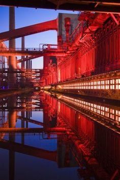 Zeche Zollverein, Essen / NRW Germany