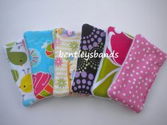 Set of 6 Small Washable Female Dog Diaper Panty by Bentleysbands, $10.00