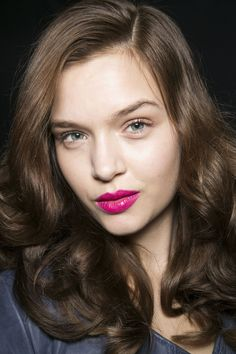 Pink lipstick: Diane von Furstenberg #Lovelips #Illumin8loves